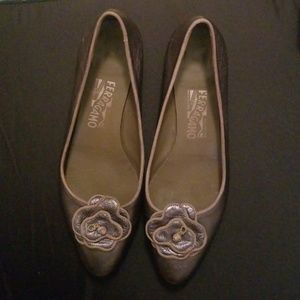 Salvatore Ferragamo Flat shoes